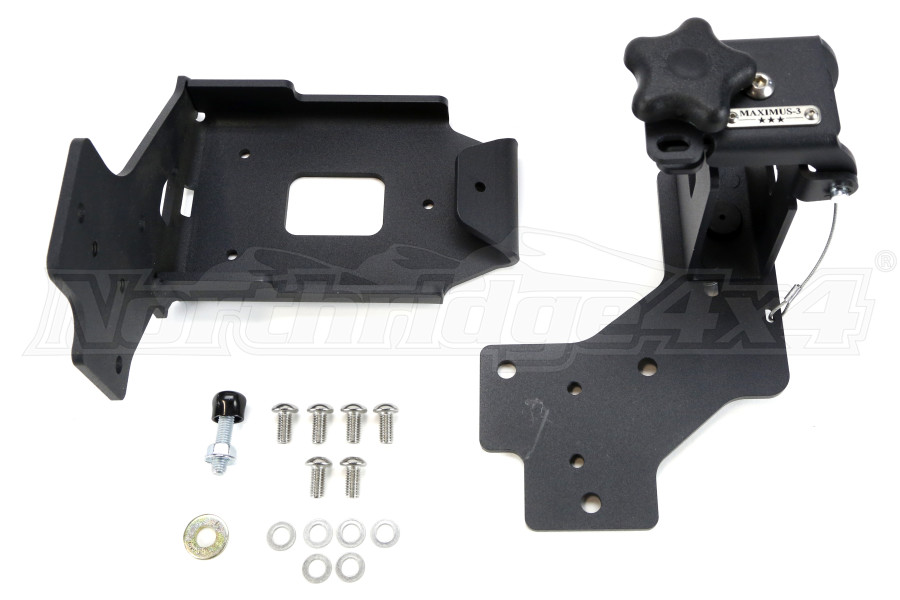 Maximum-3 High Lift Jack Mount (Part Number:JK2003HL)