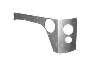 Crawler Conceptz Rear Corner Armor Bare (Part Number: )