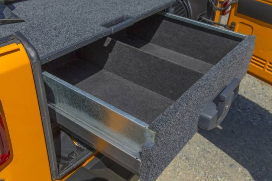 ARB Roller Drawer w/ Roller Top Kit - JL 4Dr w/ Subwoofer