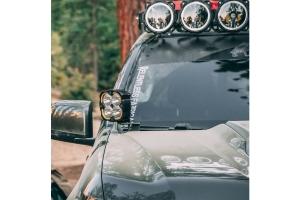 KC HiLites Flex Era 4 2-Light System Kit - Spot - JT/JL