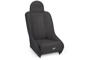 PRP Competition Pro Suspension Seat - Gray