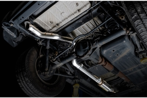 AWE Trail Edition Cat-Back Exhaust  - JK 2012+ 3.6L