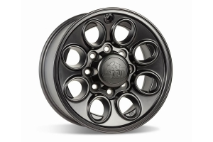 AEV Katla Wheel, 17x10 8x6.5 - Black - 2010-18 Ram