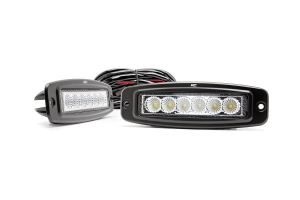 Rough Country 6in Flush Mount Light Bars (Part Number: )