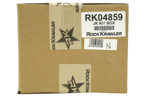 Rock Krawler X-Factor Kit Box - JK