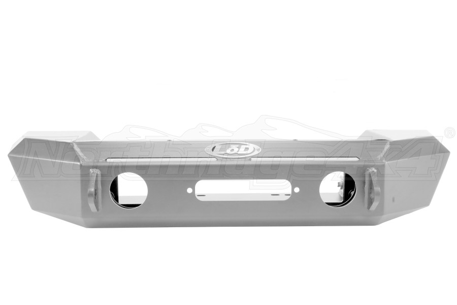 LOD Signature Series Shorty Front Bumper w/No Guard Bare Steel (Part Number:JFB0730)