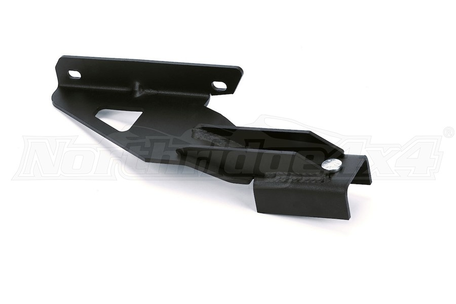 Warn Hi-Lift Jack Mounting Bracket for Elite Series Tire Carrier (Part Number:102670)