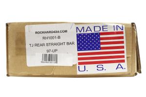 Rock Hard 4x4 Rear Bar - LJ/TJ