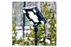 Freespirit Recreation Ready Light LED Solar Light - OD Green (Part Number: RLOS700)