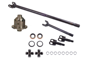 Alloy USA Dana 30 Grande Front Axle Shaft Kit w/ARB Locker - TJ/XJ w/Dana 30