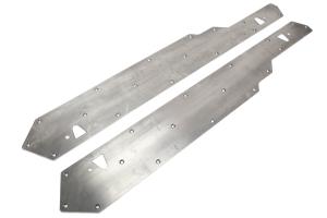 Artec Industries 1/4in Aluminum Rock Sliders Guard Kit (Part Number: )