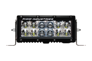 Rigid Industries E-Series Amber Spot/Flood Combo 6in (Part Number: )