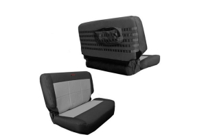 Bartact Rear Seat Cover (Part Number: )