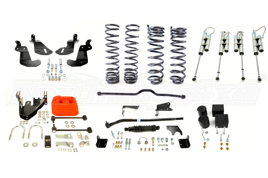 AEV 3.5in DualSport RS Suspension System - JK 2DR (Part Number:N0232110AA)