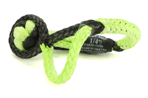 Bubba Rope Mini Gator-Jaw Soft Shackle