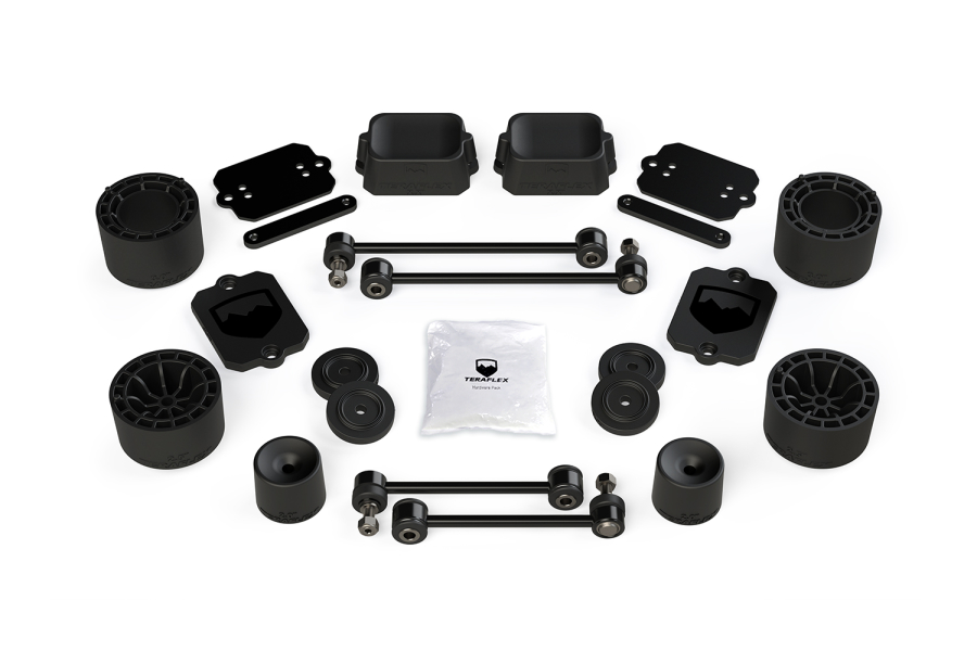 Teraflex 2.5in Performance Spacer Lift Kit - JL 4Dr Sport/Sahara Only