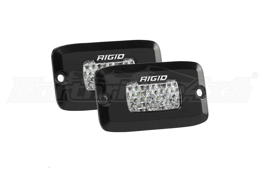 Rigid Industries SR-M Series PRO Flood/Diffused Back Up Light Kit (Part Number:980013)
