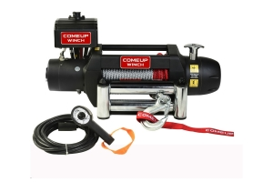 Comeup Seal Gen2 Series 9.5 Recovery Winch w/ Wire Rope (Part Number: )