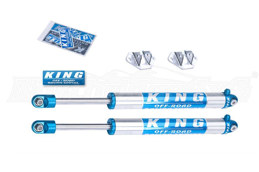 King Shocks 2.0 OEM Performances Series Rear Shocks 0-2in Lift (Part Number:20001-207)