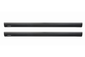 Yakima 50in JetStream  Crossbars, Small - Black