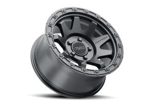 Method Race Wheels MR317 Wheel, 17x8.5 5x5 - Matte Black - JT/JL/JK