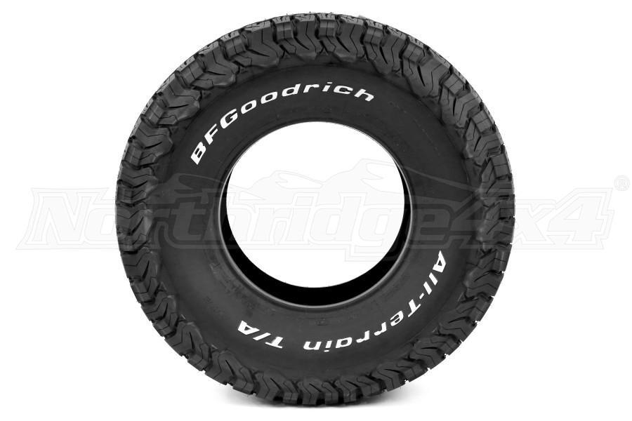 BFGoodrich All-Terrain T/A KO2 37X12.50R17 LT Tire (Part Number:35666)