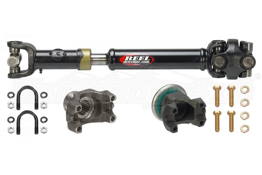 JE Reel Driveline 1310 Heavy Duty Rear Driveshaft (Part Number:3112JK-2RM)