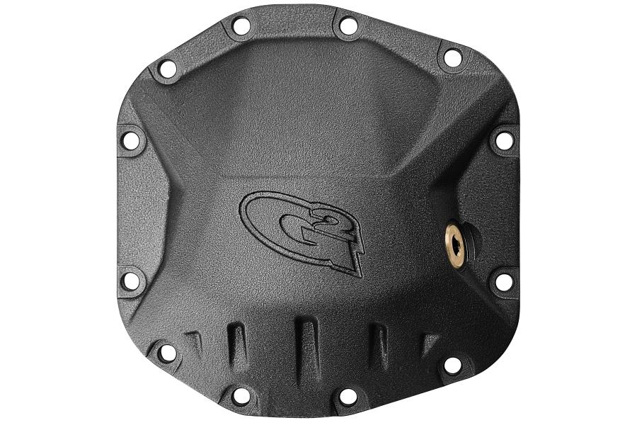 G2 Axle & Gear Dana 30 M186 Front Hammer Diff Cover - JT/JL