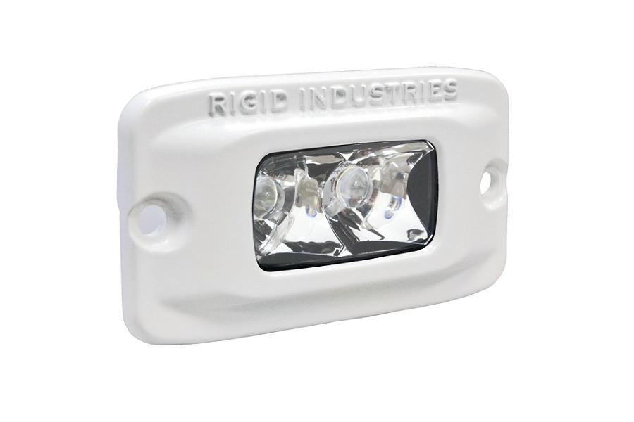 Rigid Industries M-Series SR-MF Flush Mount Spot Amber (Part Number:962223)