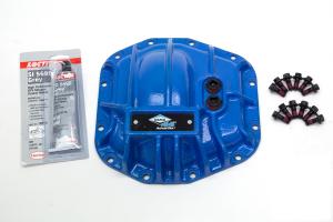Dana 44 AdvanTEK Rear Differential Cover Kit Blue - JT/JL