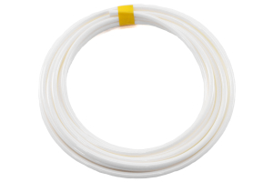Wild Boar TIRE CONNECTION WHIP KIT 1/4IN X 20FT White ( Part Number: 2WWP14WHT-46866)