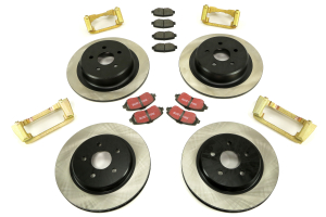 Dynatrac ProGrip Brake Upgrade System ( Part Number: JK44-2X1125-A)