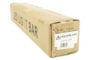 Lifetime LED Light Bar Flood/Spot 21.50in