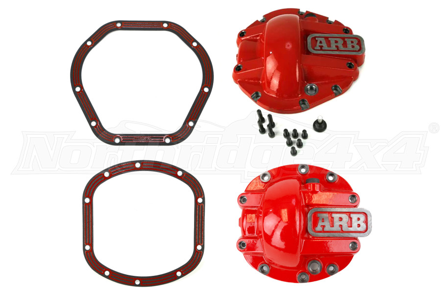 ARB Dana 30/44 Differential Covers & LubeLocker Package  (Part Number:LL-KIT)