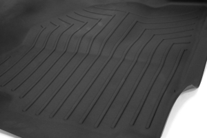 WeatherTech Rear Floor Liner Black - 2014-2016 Chevy Silverado 1500/2500HD/3500HD (Part Number: )