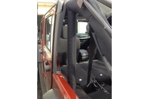 Rock Hard 4x4 PADDING KIT FOR C-PILLAR BRACE KIT - JK 4dr