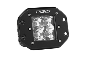 Rigid Industries D-Series Pro Spot Flush Mount  (Part Number: )