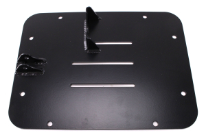Poison Spyder JK RockBrawler II Rear Bumper w/Tire Carrier Black ( Part Number: 17-62-020P1)