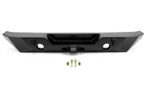 Poison Spyder RockBrawler II Rear Bumper Black ( Part Number: 17-62-010P1)