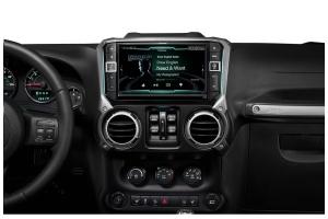 Alpine 9in Weather Resistant Restyle Navigation System w/ Off-Road Mode   - JK 2011+