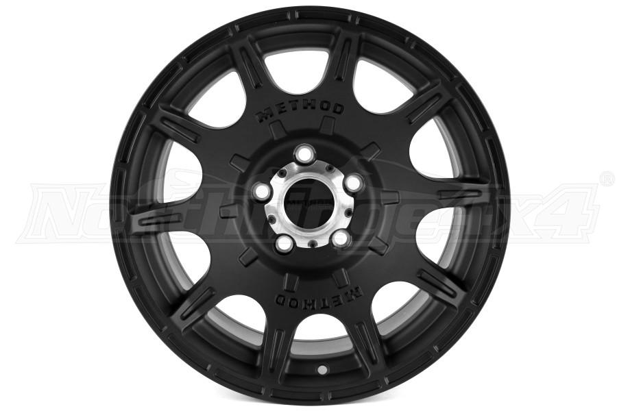Method Race Wheels Roost Series Wheel, 17x8 5x5 - JT/JL/JK