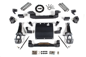 BDS Suspension ZR2 4in Lift Kit (Part Number: )