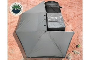 Overland Vehicle Systems Nomadic Awning 270 Only, Driver Side - No Brackets