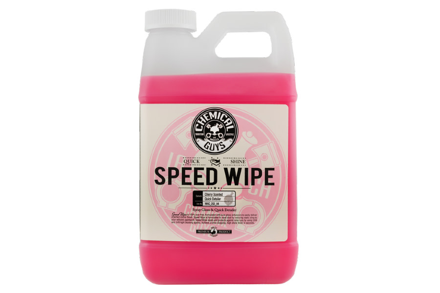 Chemical Guys Speed Wipe Quick Detailer - 64 OZ