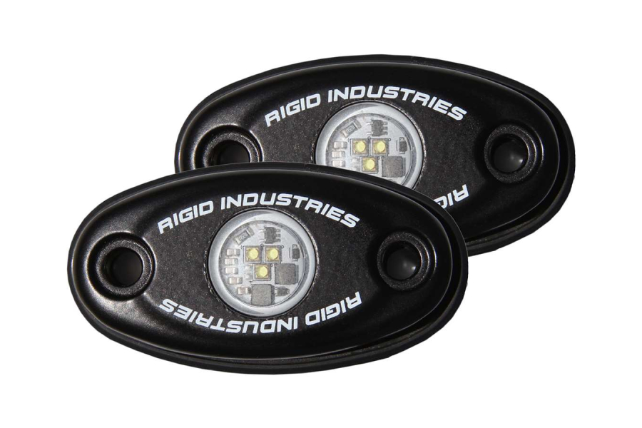 Rigid Industries A-Series High Strength Light Blue, Pair (Part Number:482113)