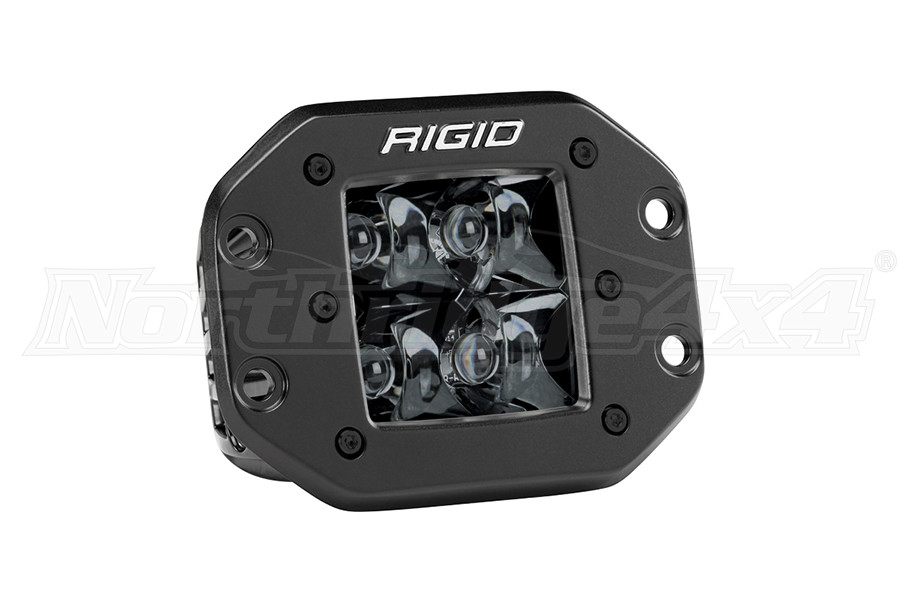 Rigid Industries D-Series Pro Spot Midnight (Part Number:211213BLK)