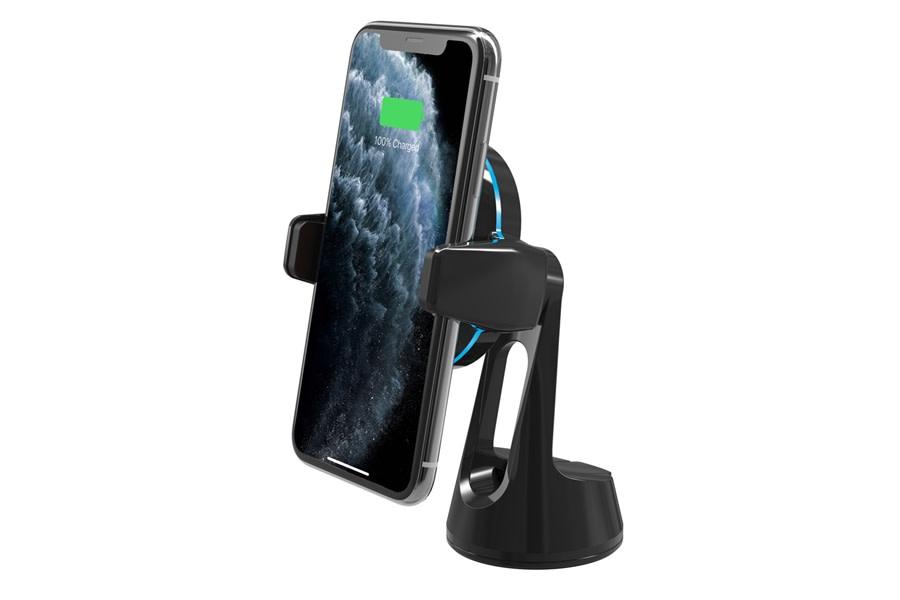 Scosche MagicGrip Qi Wireless Charging Window/Dash Mount