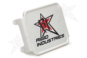 Rigid Industries Dually Light Cover White (Part Number: )