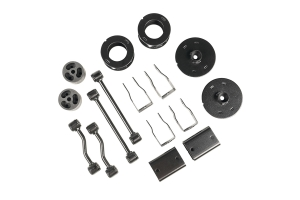 Rugged Ridge 2.5in Economy Spacer Lift Kit   - JL