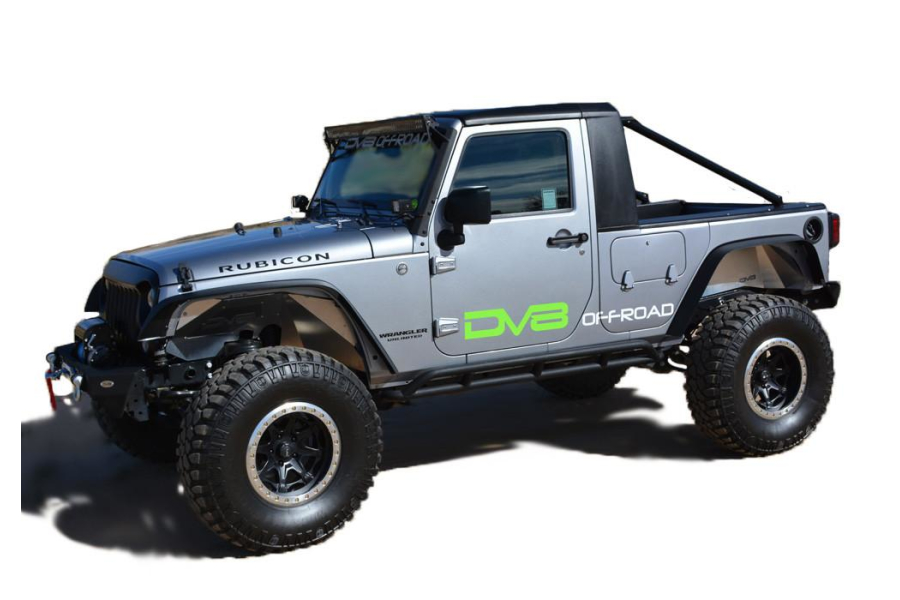 DV8 Offroad Truck Conversion Kit (Part Number:HT07TC42)